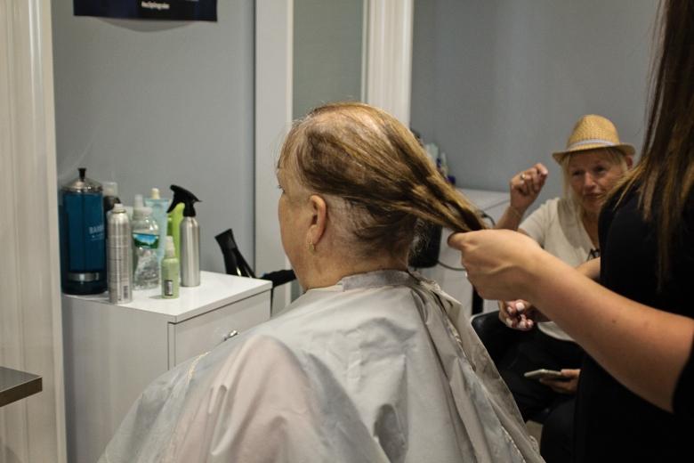 fashion schlub bettye rainwater cancer chemo shave posh salon northport 8.2.17 1 blogsized